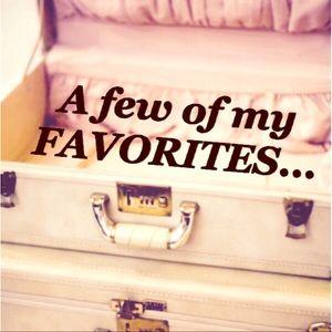 Other - Closet Favorites